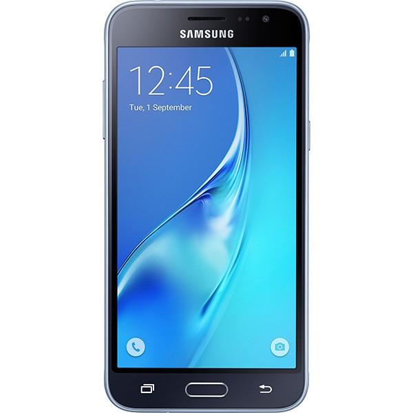Telefon mobil Galaxy J3 2016 Dual Sim Negru