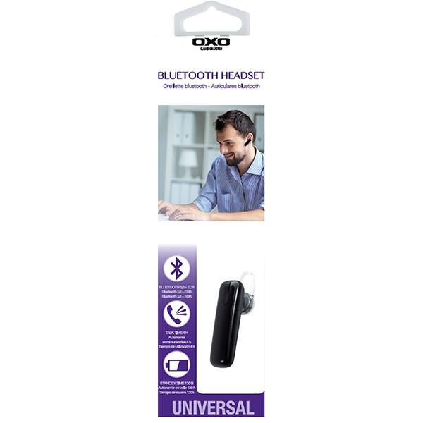 Oxo Casca Bluetooth Neagra Multipoint