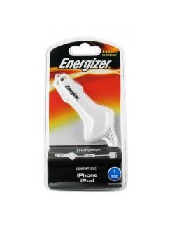 Energizer incarcator auto 1Amper iPhone 4/4S