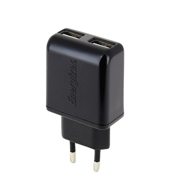 Incarcator Energizer Clasic 3 in 1 auto/priza 2USB 1A Samsung