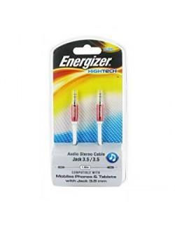 Energizer cablu audio stereo jack rosu