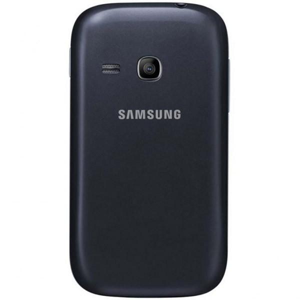 Carcasa albastra Samsung Galaxy Young S6310