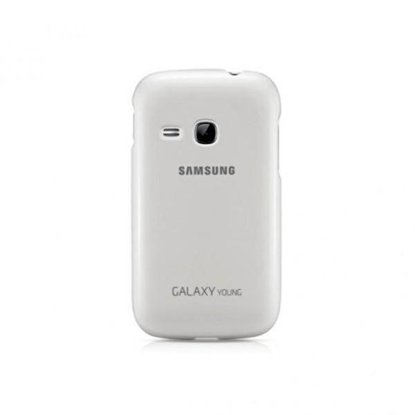 Carcasa alba Samsung Galaxy Young S6310