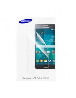 Accesoriu folie protectie Samsung Galaxy Alpha