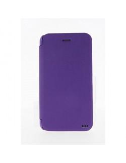 Accesoriu husa protectie Oxo tip carte mov Iphone 6/6S