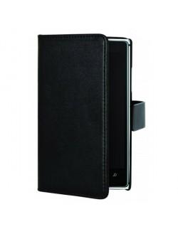 Protectie Oxo tip carte piele Nokia Lumia 925 neagra