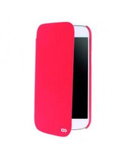 Accesoriu Oxo protectie tip carte rosie Samsung Galaxy S5