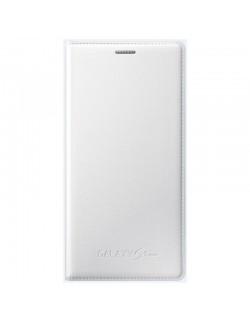 Samsung Galaxy S5 mini husa tip carte alba