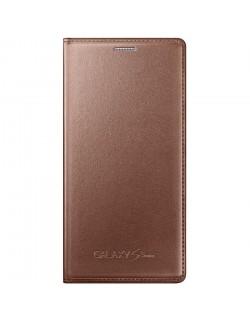 Husa Samsung S5 mini tip carte roz