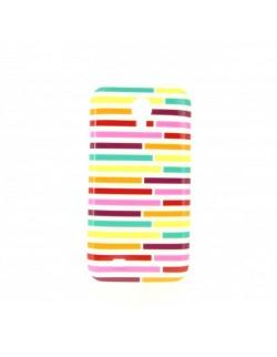 Carcasa Oxo plastic dungi multicolore Galaxy S4