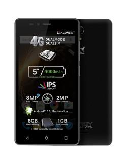 Telefon mobil Allview P6 Energy Lite Negru