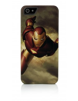 Carcasa Little Marcel Iron Man Iphone5/5S