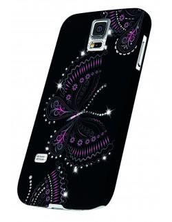 Oxo carcasa fluture Samsung Galaxy S5