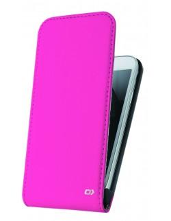 Husa Oxo flip roz Samsung Galaxy S5
