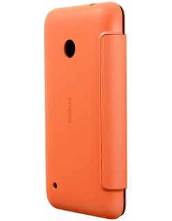 Nokia protectie tip carte Lumia 530 portocalie