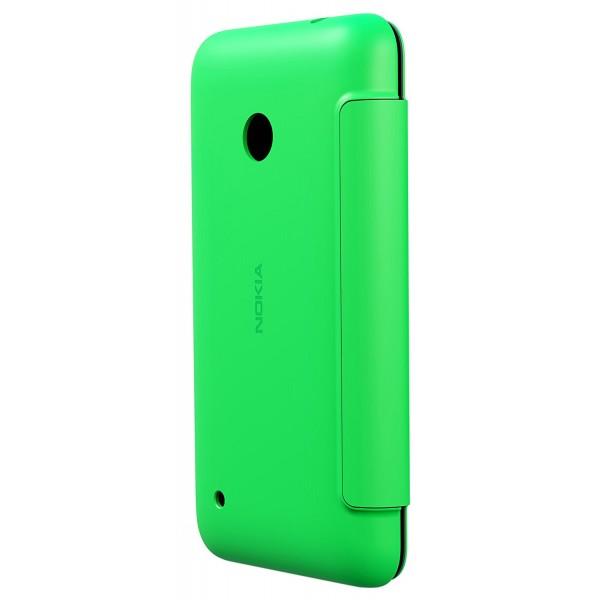 Nokia protectie tip carte Lumia 530 verde