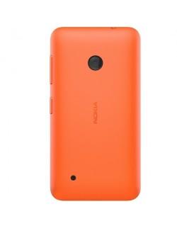 Nokia capac spate plastic portocaliu Nokia Lumia 630