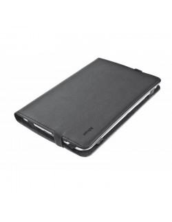 Husa Trust tip carte neagra pt tableta 7-8 inch