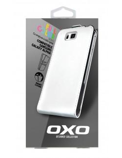 Oxo husa flip Samsung Galaxy Alpha