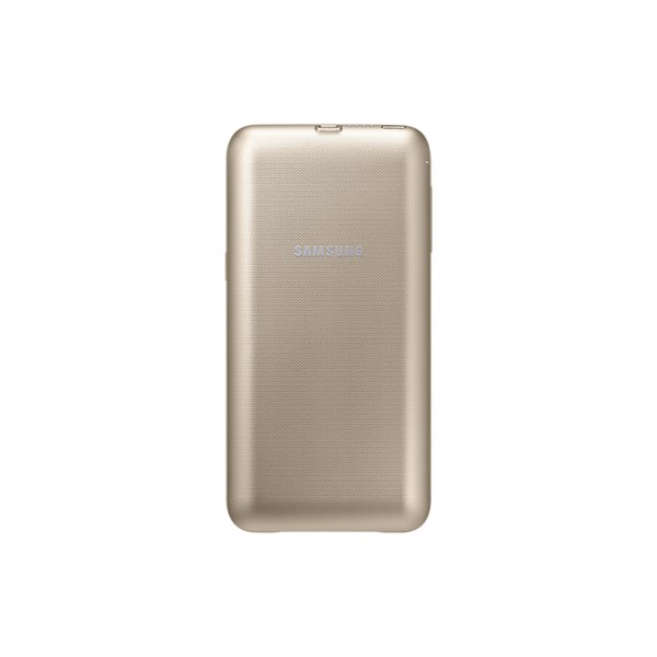 Samsung Wireless Charger Pack Galaxy S6 Edge Plus Gold