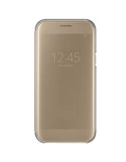 Clear View auriu Samsung Galaxy A5 2017