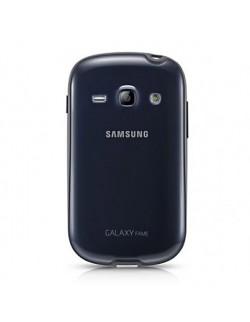Samsung carcasa albastra Galaxy Fame S6810