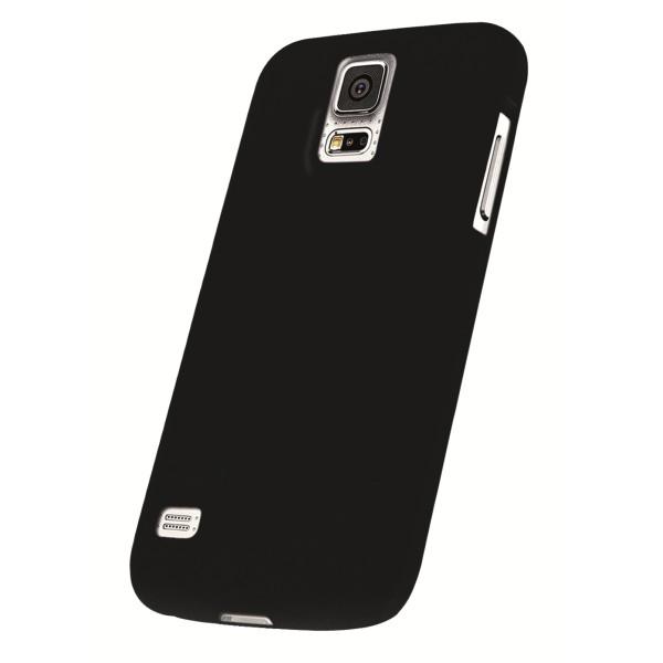 0e7eca7a858 Oxo carcasa silicon negru Samsung Galaxy S5 mini - Internity