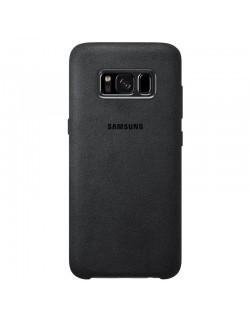 Samsung carcasa alcantara gri Samsung Galaxy S8+