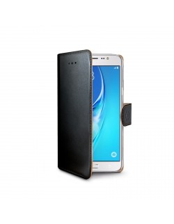 Celly husa tip carte neagra Samsung Galaxy J7