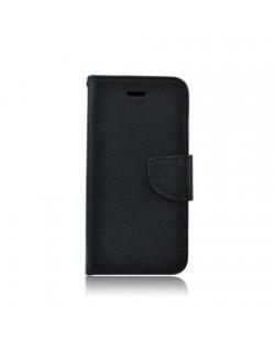 Oxo husa tip carte neagra Samsung Ace 4