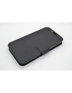 Oxo husa tip carte neagra HTC Desire 320