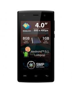Telefon mobil Allview A5 Ready Dual Sim Negru