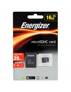 Energizer card microSD 16 GB clasa 10