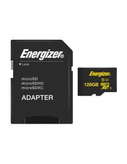 Card Memorie Energizer Hightech MicroSDXC 128GB Clasa 10