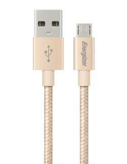 Energizer Cablu Lightning auriu