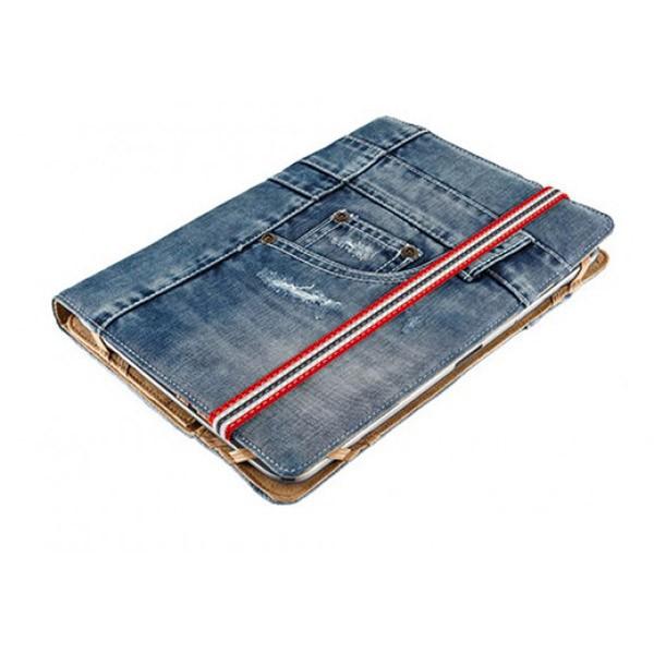 Husa Trust Jeans tip carte tablete 10 inch