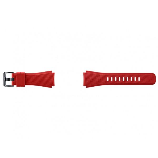 Samsung Curea Gear S3 orange-red