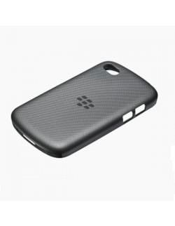 Husa Silicon Blackberry Q10 Soft Shell neagra