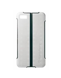 Carcasa Transform alba Blackberry Z10