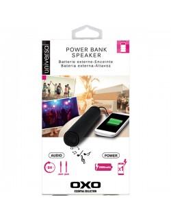 Oxo Powerback Speaker Negru