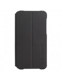 Carcasa tip carte BlackBerry Z10 neagra
