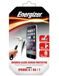 ENERGIZER TrueGlass iPhone 6/7 Core Range