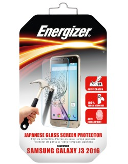 ENERGIZER TrueGlass Samsung Galaxy J3 2016 Core Range