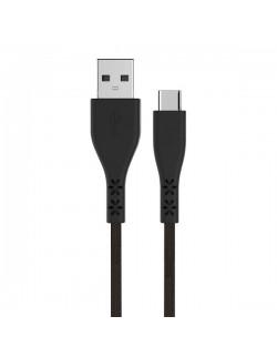 Energizer Cablu TypeC, 1.2m, LifeTime Warranty, Negru