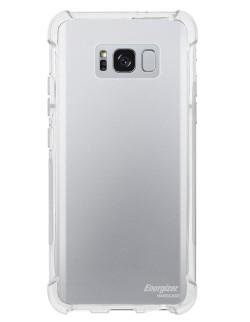Carcasa spate silicon transparenta antisoc (droptest 1,2m)Galaxy S8