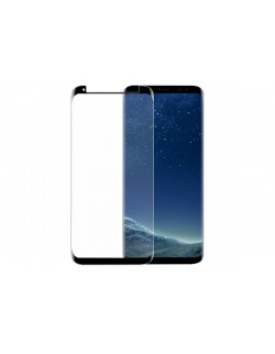 Energizer Folie Sticla Samsung Galaxy S8 Plus Negru