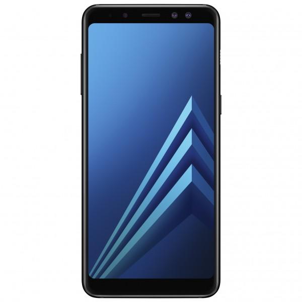 Samsung A8 2018 Auriu Dual Sim