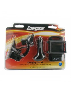 Energizer Kit Auto Iphone4/4S