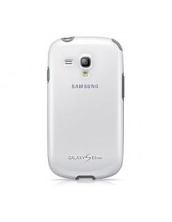Accesoriu Samsung carcasa S3 Mini alba