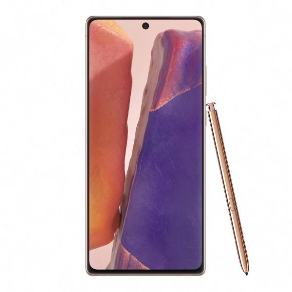 Samsung Galaxy Note 20 5G 256GB Argintiu